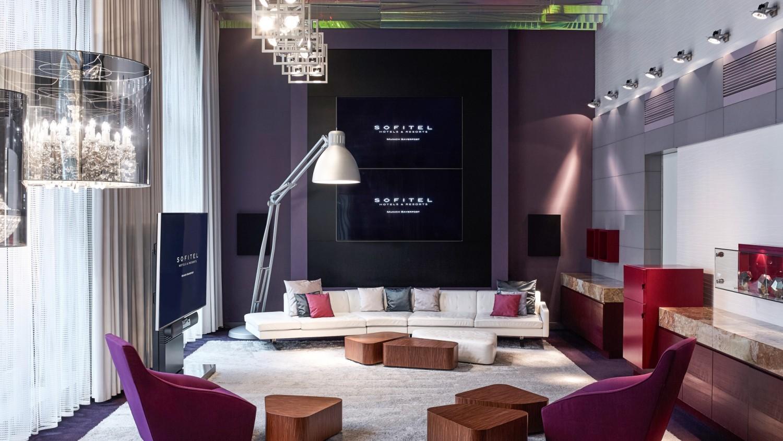 exklusive suiten sofitel munich bayerpost 5 sterne hotel. Black Bedroom Furniture Sets. Home Design Ideas